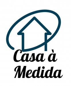 Casa à Medida - Logo Cores